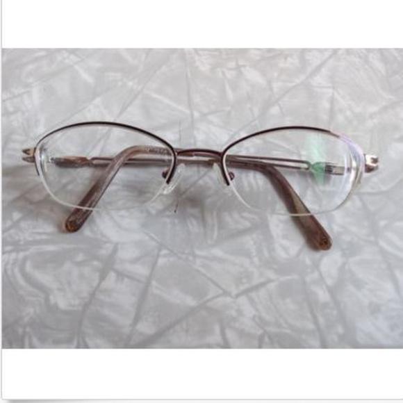 7a3d18a35da Liz claiborne accessories glasses frames red half rim poshmark jpg 580x580 Liz  claiborne glasses frames